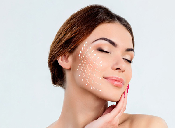 Thread lifts are a procedure for skin tightening